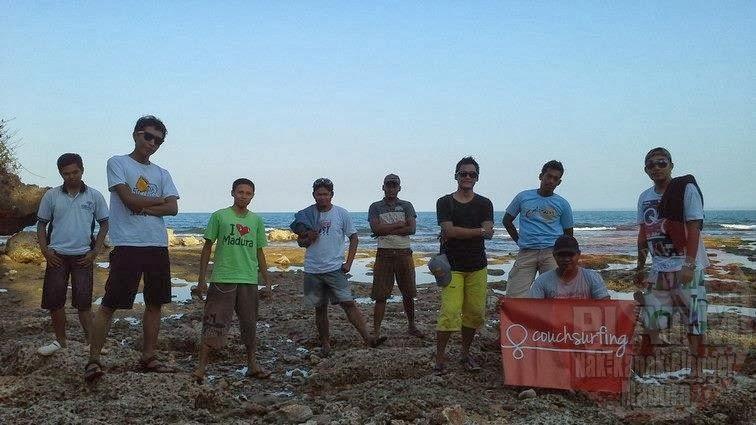 Ekspedisi Wisata Oksigen Tertinggi Dunia Pulau Gili Iyang Tim Sumenep