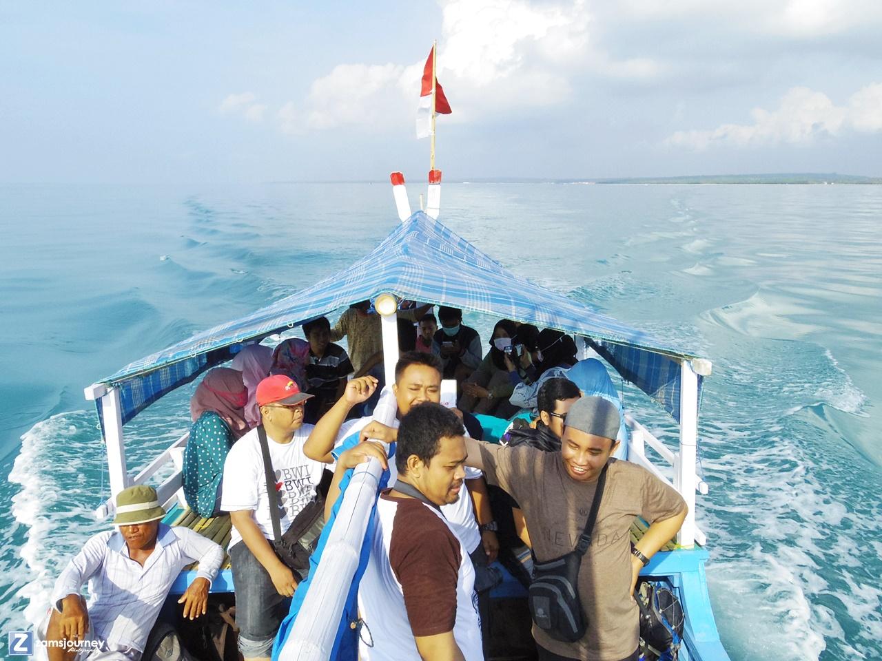 Gili Iyang Bukan Sekadar Pulau Kadar Oksigen Tertinggi Kab Sumenep