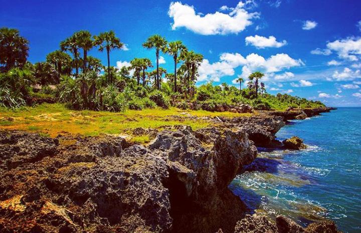 Gili Iyang Pulau Kadar Oksigen Tertinggi Dunia Milik Foto Instagram