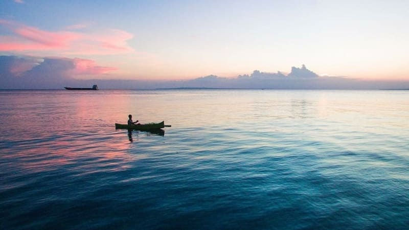 Gili Iyang Pulau Oksigen Terbaik 2 Dunia Kumparan Sumenep Kab