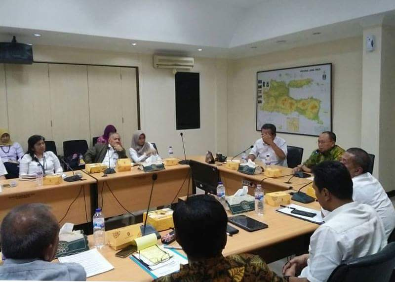 Kabupaten Sumenep Bupati Pastikan Program Spam Pulau Oksigen Gili Iyang