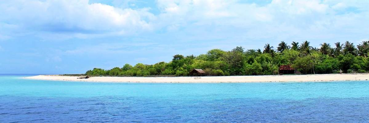 Limakaki Gili Iyang Pulau Kadar Oksigen Tertinggi Dunia Sumenep Salah