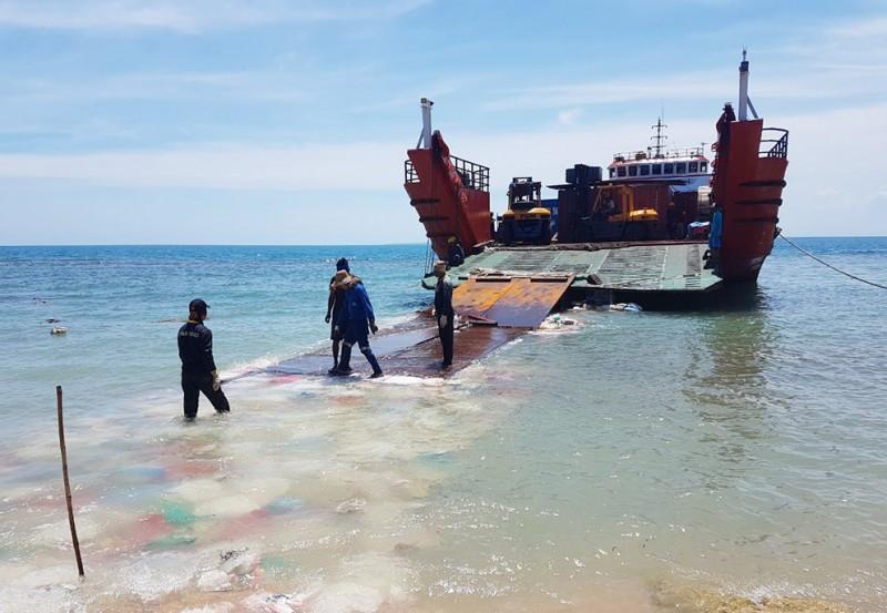 Listriki Gili Iyang Pulau Berkadar Oksigen Tertinggi Dunia Pln Kab