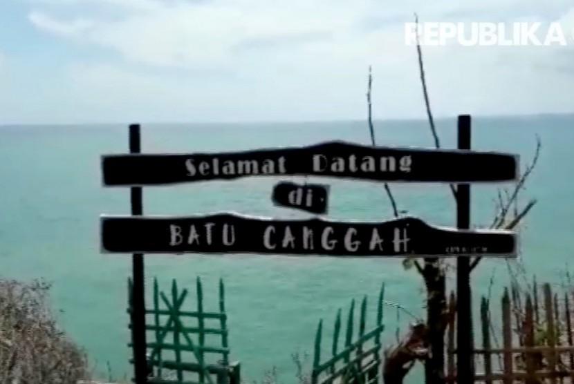 Menghirup Oksigen Terbaik Sudut Pulau Madura Republika Online Gili Iyang