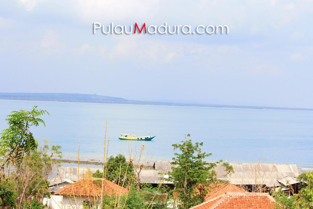 Mengunjungi Wisata Spot Oksigen Pulau Giliyang Kabupaten Sumenep Pemandangan Atas