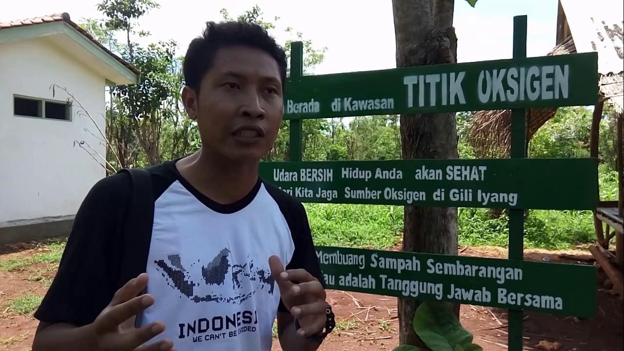 Merasakan Kesejukan Kadar Oksigen Tertinggi Pulau Gili Iyang Pulaumadura Kab
