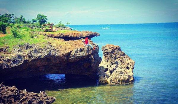Pulau Berkadar Oksigen Tinggi Ternyata Indonesia Gili Iyang Kab Sumenep