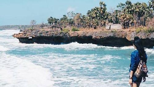 Wisata Sehat Pulau Oksigen Gili Iyang Madura Vemine 3041 Kab