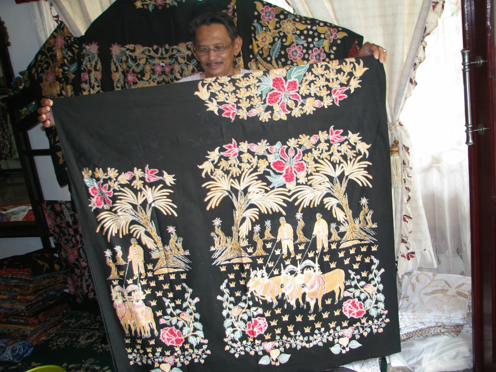Desa Batik Kondang Sejak Zaman Kerajaan Ruang Mimpi Meski Pengetahuan