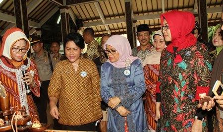 Kampung Jetis Jadi Sentra Batik Tulis Omset Hingga Rp3 Miliar