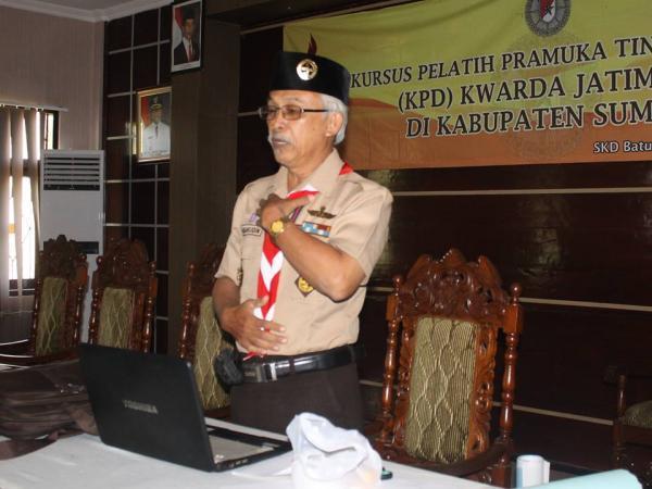Mediacenter Peserta Kpd Yakin Mampu Menjadi Pelatih Baik Sentra Batik