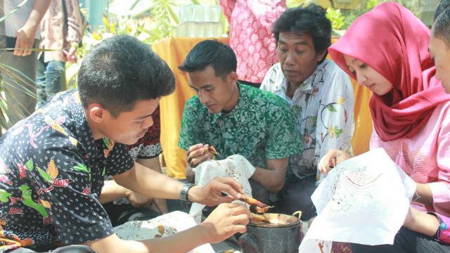 Menepis Senjakala Batik Sumenep Regional Liputan6 Hari Sentra Pekandangan Kab
