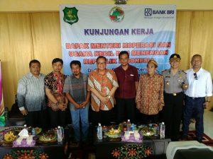 Menteri Ukm Ri Datangi Pengrajin Kabupaten Sumenep Polres Republik Indonesia