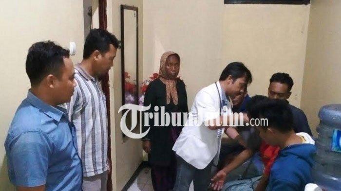 Tag Kabupaten Sumenep Lakukan Kekerasan Kades Essang Talango Diamankan Polisi