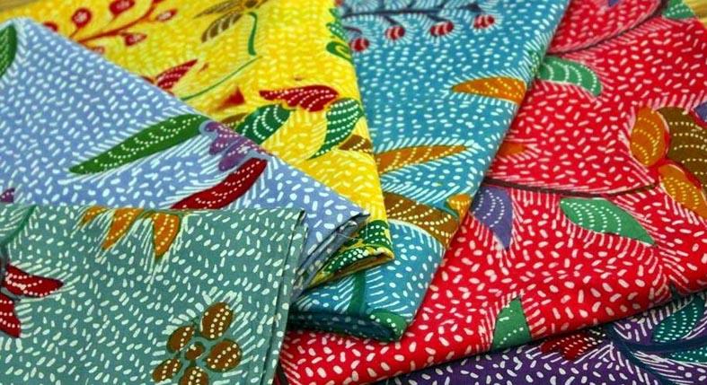 Warna Motif Keistimewaan Lain Batik Gentongan Madura Harga Beragam Mulai