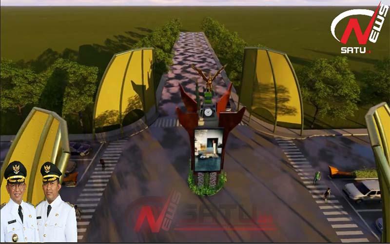 Inilah Video Desain Nata Kota Bangun Desa Sumenep News Satu