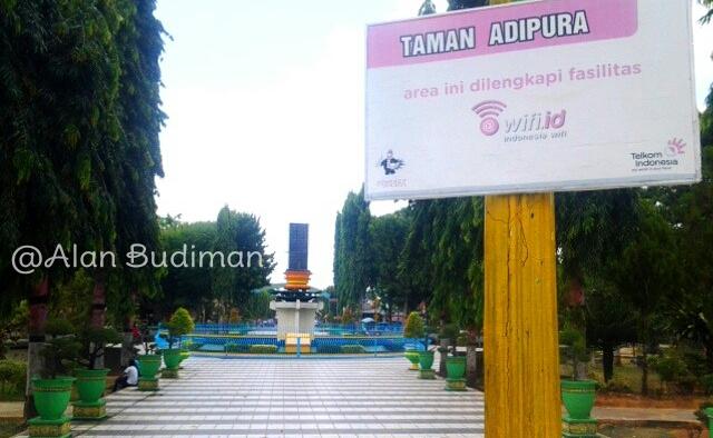 Ruang Publik Lahir Bathin Hingga Kota Sumenep Oleh Taman Adipura