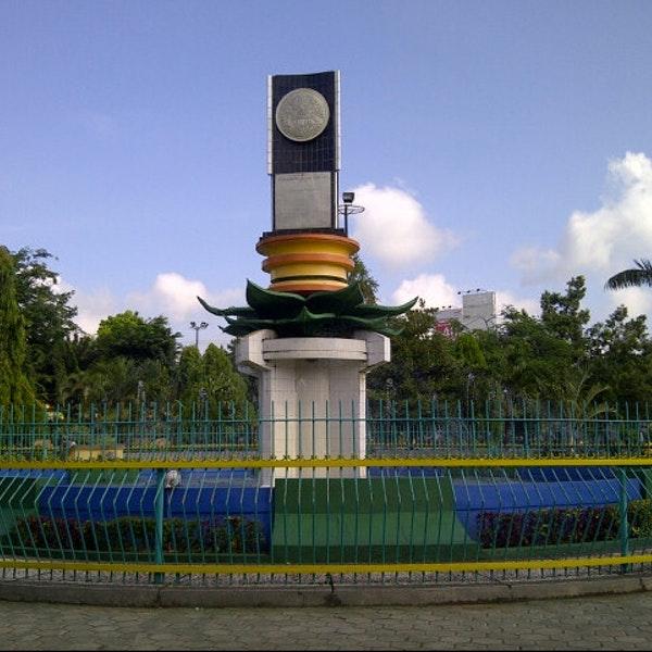 Taman Adipura Kota Sumenep Madura Jawa Timur Kab
