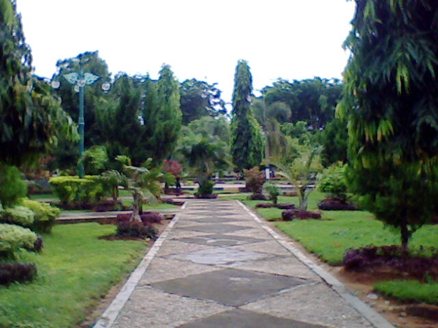 Taman Adipura Sumenep Wisata Madura Kota Kab