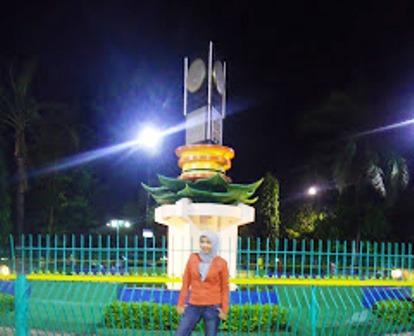 Taman Blambangan Banyuwangi Sumenep Bunga Bagian 3 Adipura Kota Kab