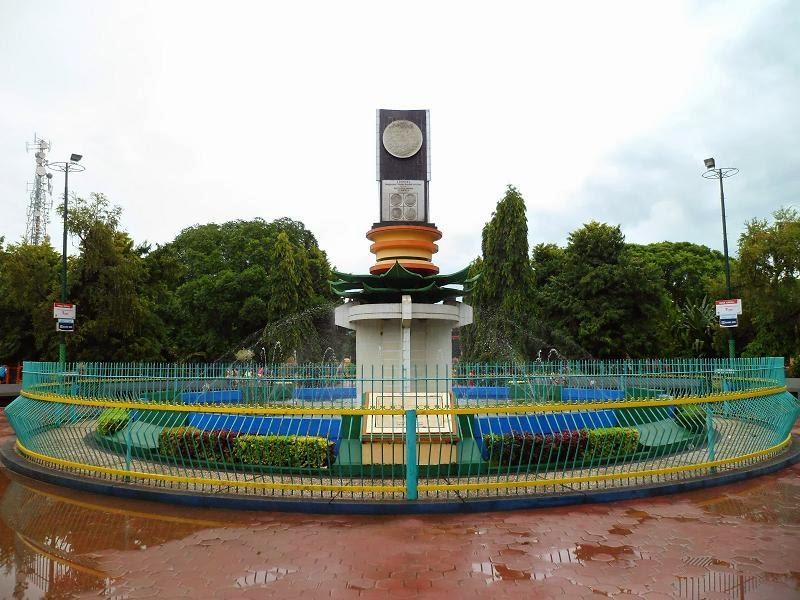 Wisata Taman Adipura Sumenep Gerbang Pulau Madura Kabupaten Jawa Timur