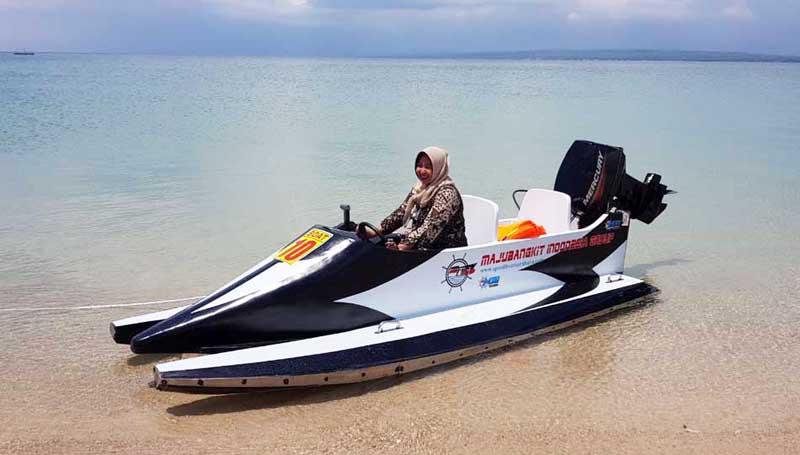 Wahana Pantai Sembilan Giligenting Visit Sumenep Taman Wisata Tirta Sumekar