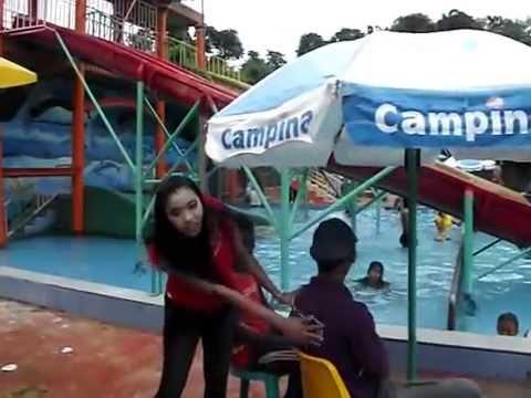 Water Park Sumekar Sumenep Youtube Taman Wisata Tirta Indah Tsi