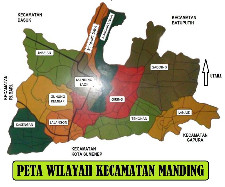 Daftar Tempat Wisata Kecamatan Manding Sumenep Caramembobolwifi Wps Kab