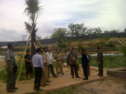 Dewan Kecewa Pengelola Water Park Sumekar Beritajatim Sumenep Wps Kab
