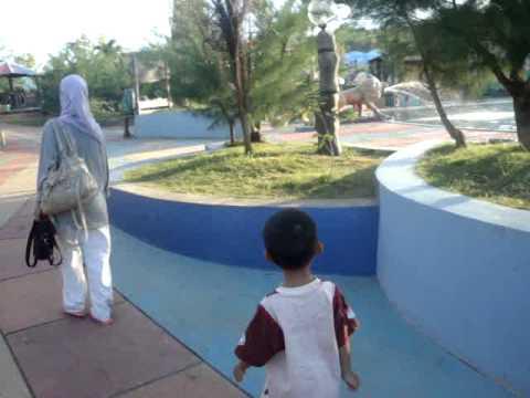 Dika Abi Umi Wps Water Park Sumenep 3 Youtube Kab