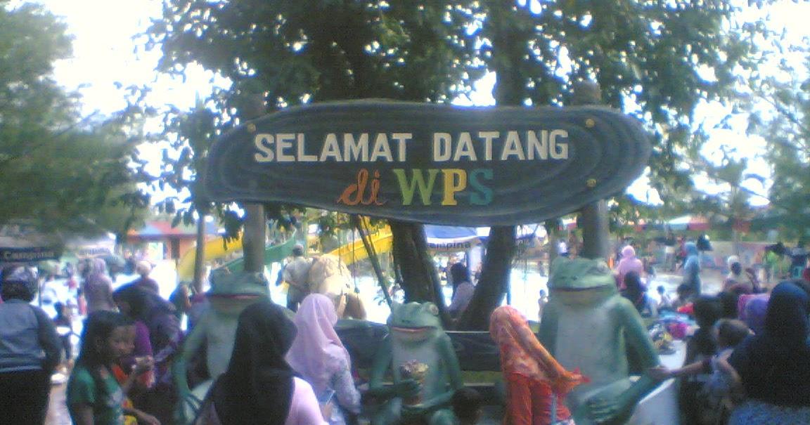 Foto Water Park Sumekar Potensi Madura Wps Sumenep Kab