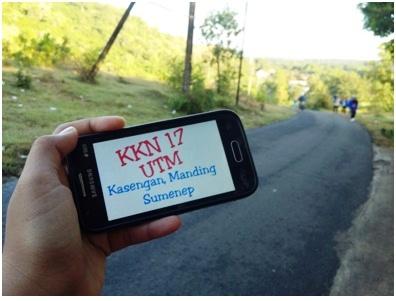 Jalan Sehat Desa Kasengan Lokasi Wps Minggu Pagi 17 07