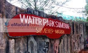 Obyek Wisata Wps Water Park Sumenep Madura Menikmati Kunjung Jatim