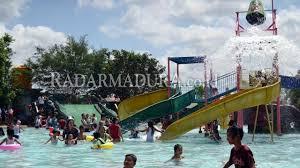 Obyek Wisata Wps Water Park Sumenep Madura Sumekar Kita Kenal