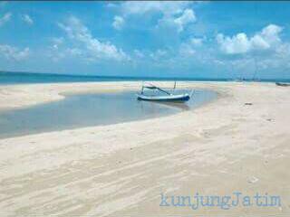 Pantai Sembilan Sumenep Gili Genting Kunjung Jatim Wisata Sebutan Kota