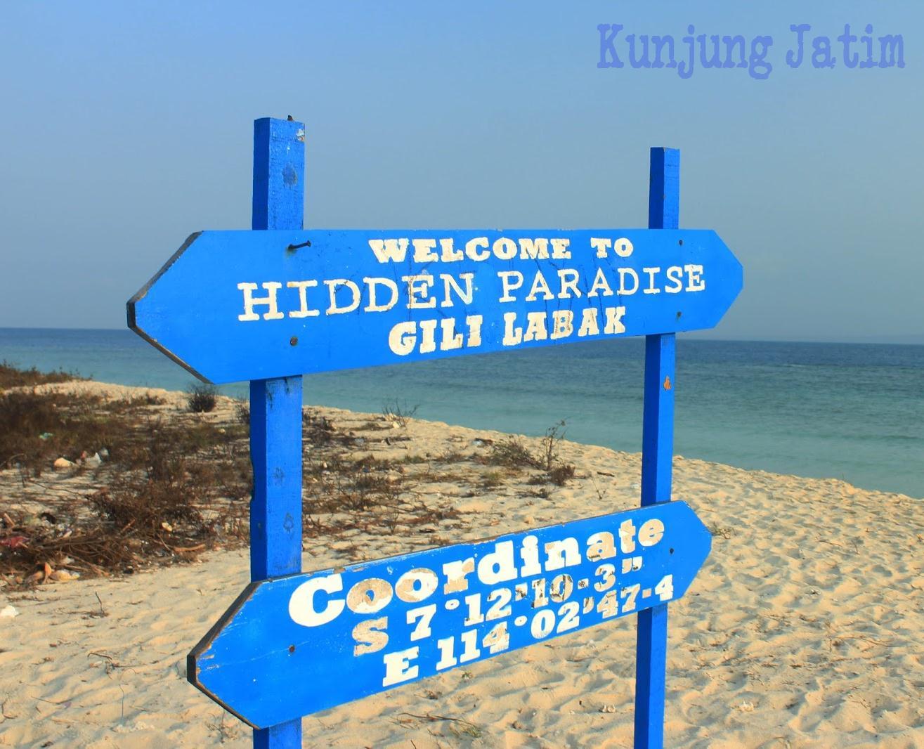 Pesona Pantai Gili Labak Sumenep Kunjung Jatim Wisata Menuju Pulau