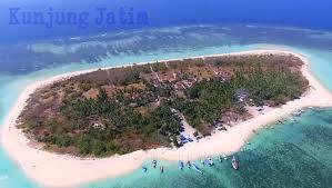 Pesona Pantai Gili Labak Sumenep Kunjung Jatim Wisata Pulau Secara