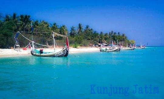 Pesona Pantai Gili Labak Sumenep Kunjung Jatim Wisata Ternyata Mempunyai