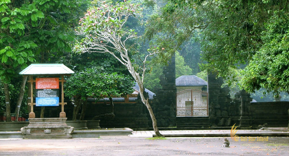 Alas Kedaton Monkey Forest Bali Places Interest Kab Tabanan