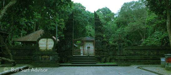 Alas Kedaton Monkey Forest Bali Places Visit Interest Kab Tabanan