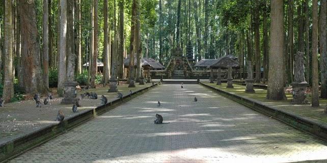 Alas Kedaton Tabanan Bali Wonderful Indonesia Kab