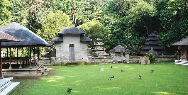 Alas Kedaton Temple Kab Tabanan