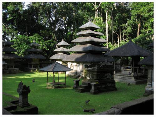 Tanah Lot Temple Ans Sunset Tour Alas Kedaton Monkey Forest