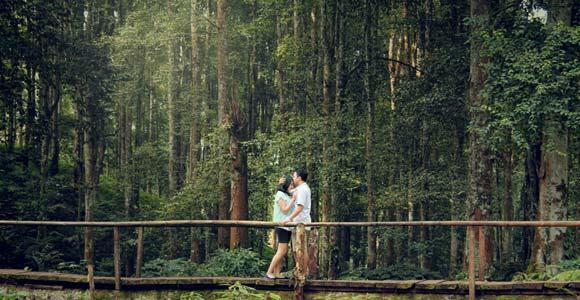 10 Tempat Bulan Madu Bali Romantis Murah Jalan Kebun Raya