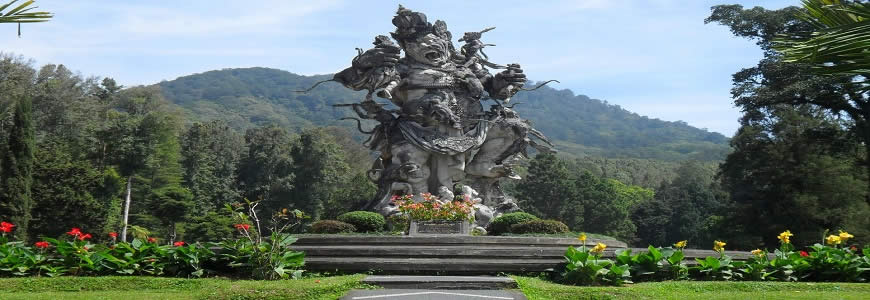Bali Bedugul Botanical Garden Kebun Raya Eka Karya Interest Place