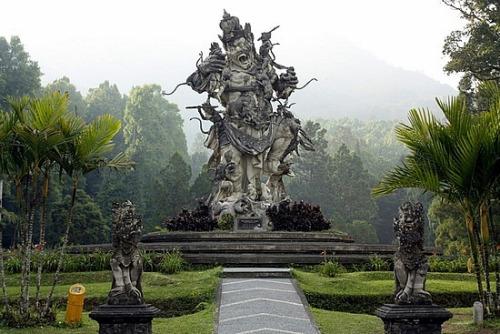 Indahnya Kebun Eka Karya Bedugul Wisata Bali Raya Kab Tabanan