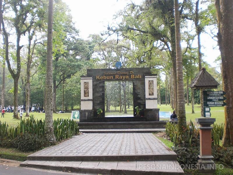 Jalan Bali Part 5 Kebun Raya Nusantara Serihan Didirikan 15
