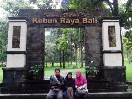 Kebun Raya Bali 2b Cool Smart Selamat Datang Bedugul Kab