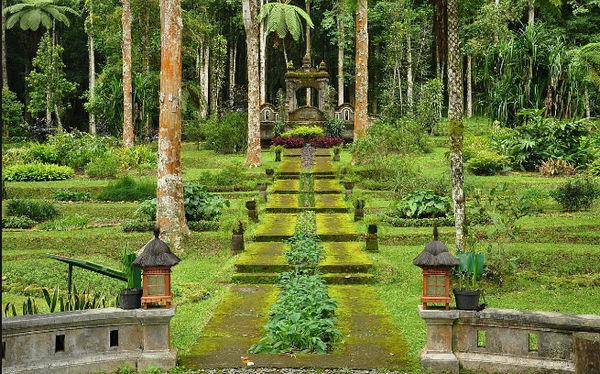 Kebun Raya Bali Bedugul 1 2 3 4 5 Jl