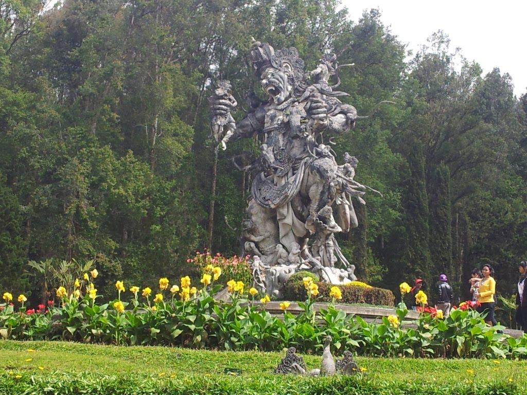 Kebun Raya Eka Karya Bali Botanical Garden Bedugul Kab Tabanan
